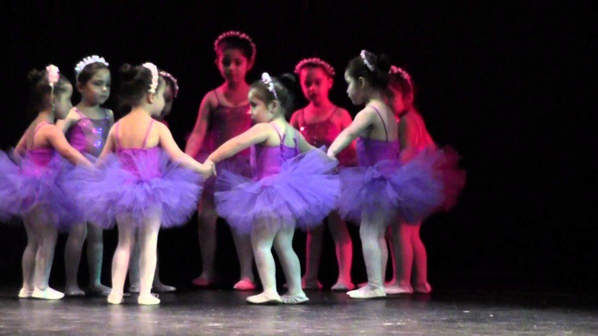 predenza baile para niños