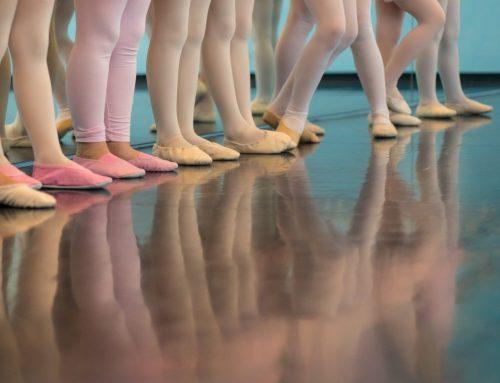 Motivos por los que los niños abandonan las clases de ballet