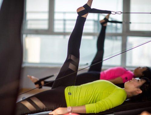 Los beneficios de las clases de pilates