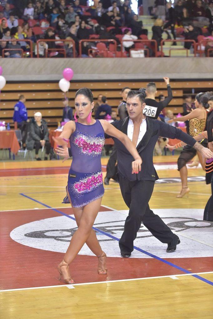 danza salsa profesional