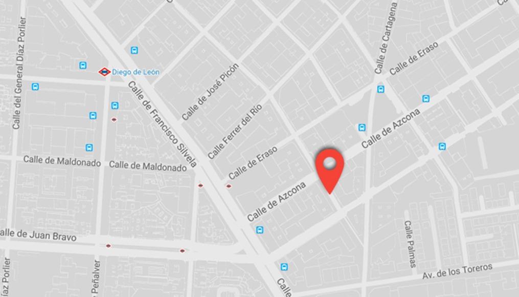 Mapa localización Portalos