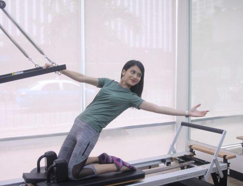¡Ponte en forma con el Pilates maquinas!