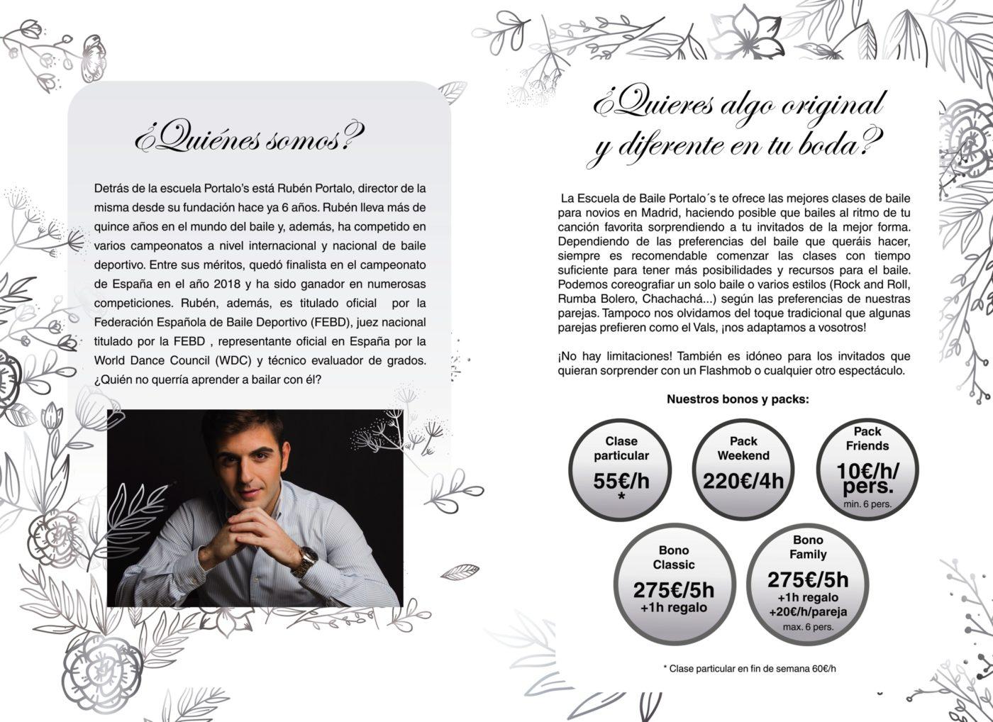flyer 1 1001 bodas