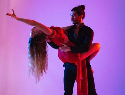 ¿El mejor regalo para San Valentín? Nuestras clases de baile