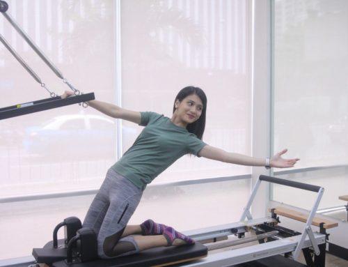 Pilates vs pilates máquinas